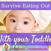 5 Steps to a Better Dinner Out with your Toddler