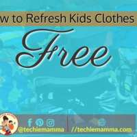 How I refreshed my kiddos wardrobe with $600 worth of clothes for FREE