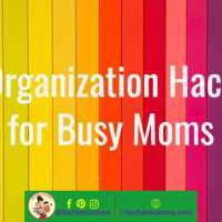 Power of Color Organization for Busy Moms