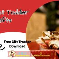 Gifts that Will Bring the Toddler WOW Factor