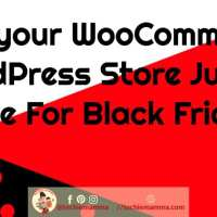 Launch a WooCommerce WordPress Store For Black Friday