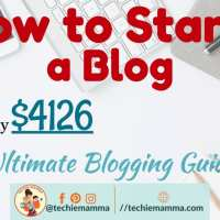 How to Start a Blog & Make $4126 Monthly [Ultimate Blogging Guide]