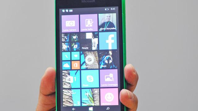 Microsoft Lumia 535 Specifications