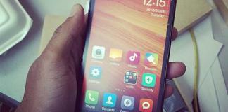 Xiaomi Redmi note reviews