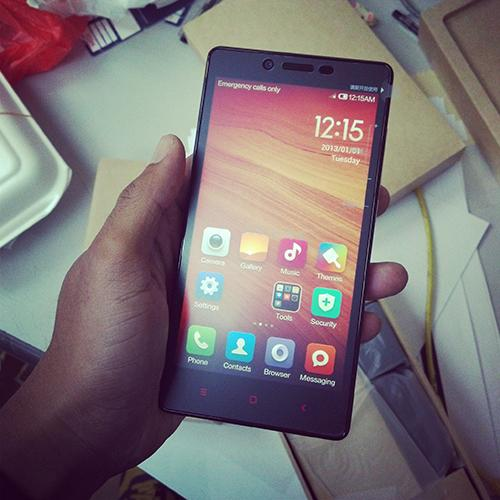 Xiaomi Redmi note reviews