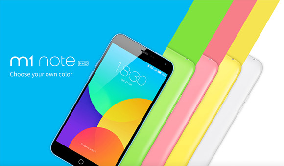 Meizu M1 Note Specifications