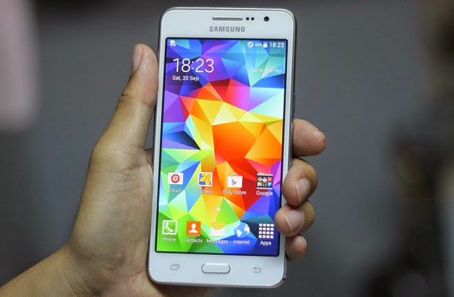 Samsung Galaxy Core Prime Specifications