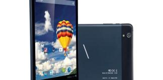 iBall Slide 3G Q7218 Tab Specifications