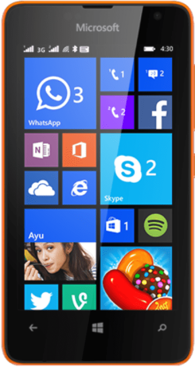 Microsoft Lumia 430 Specifications