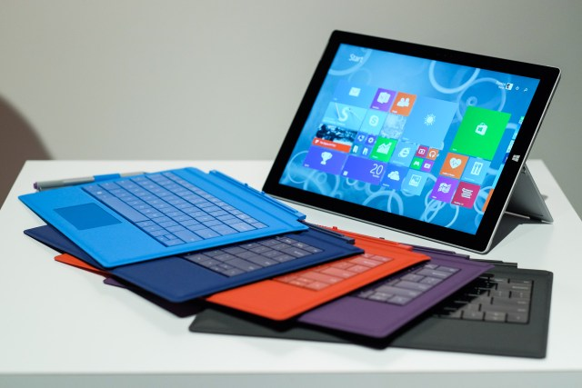 Microsoft Surface 3 Specifications