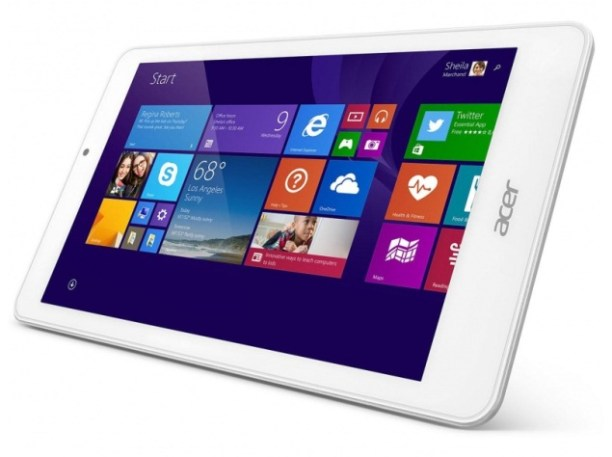 Acer Iconia One 8 Specifications