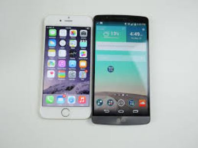 iPhone 6 vs LG G3 Comparison