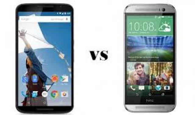 HTC One M9 vs Nexus 6 comparison