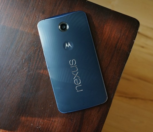 How to take ScreenShot on Nexus 6