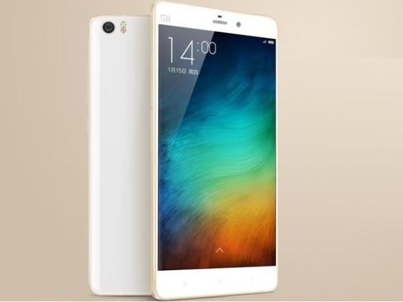 Xiaomi Mi Note Pro Specifications