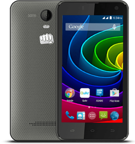 Micromax Bolt Q335 Specifications