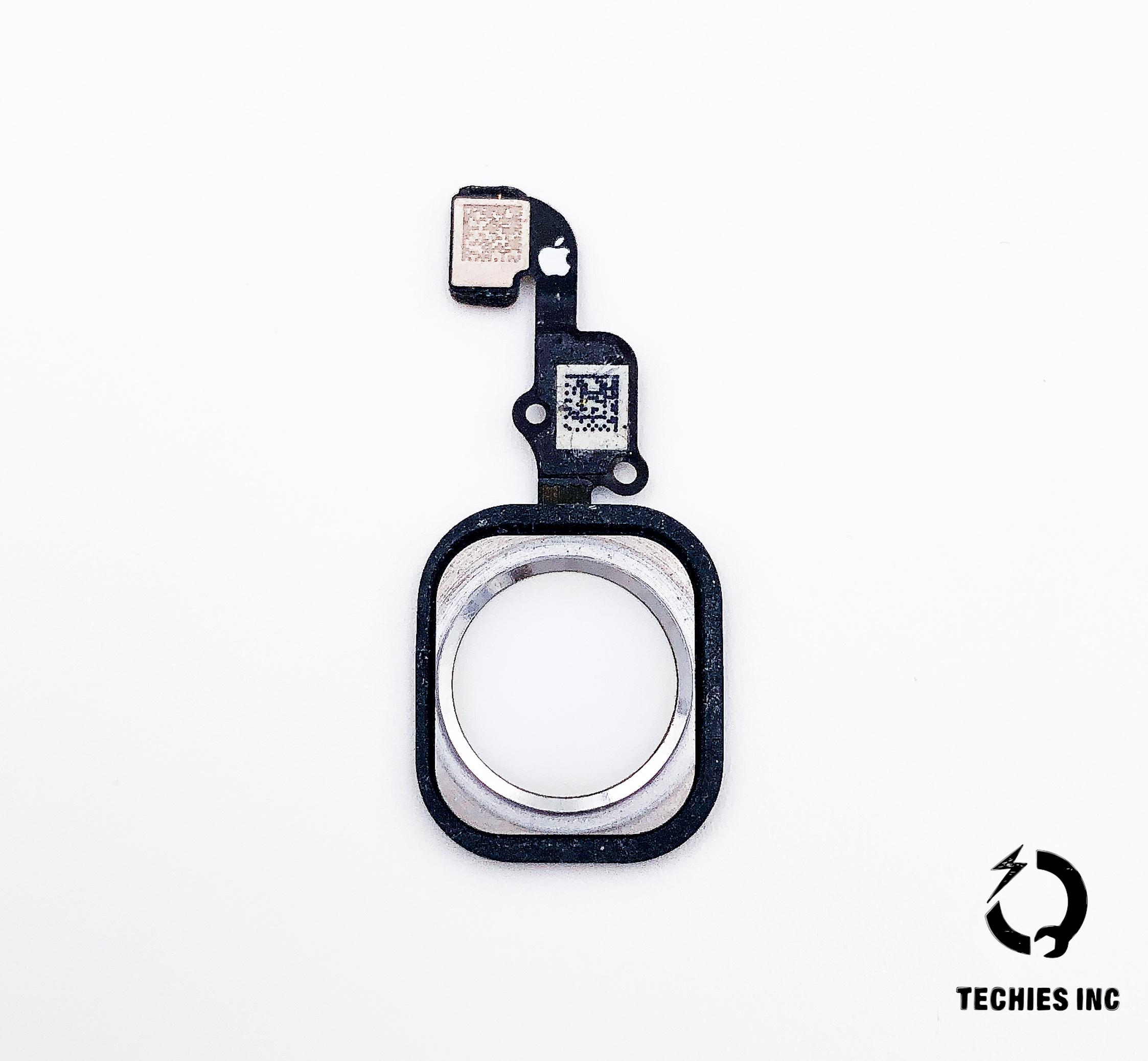 Iphone 6s Plus Home Flex Silver Techies Parts