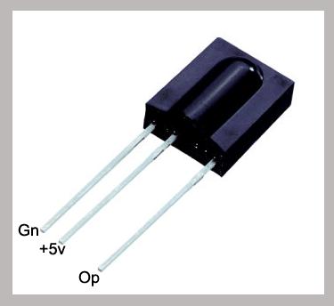 tsop-1738-pins