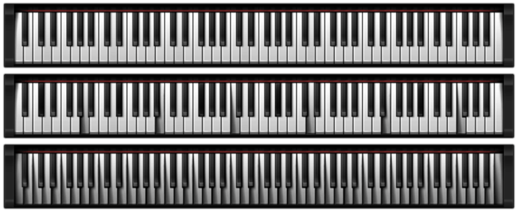 PIANO for Rainmeter