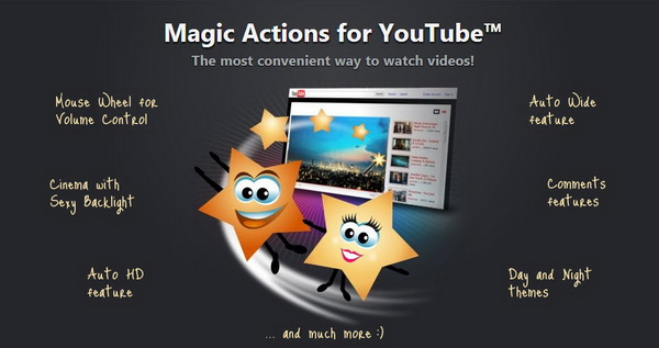 Magic Actions