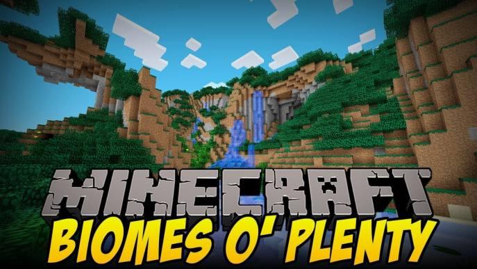 Biomes O'Plenty