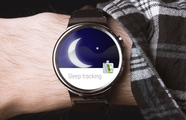 Sleep for android wear