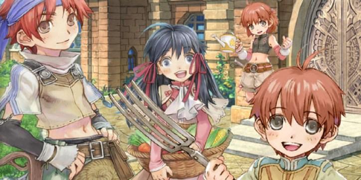 Rune Factory 2