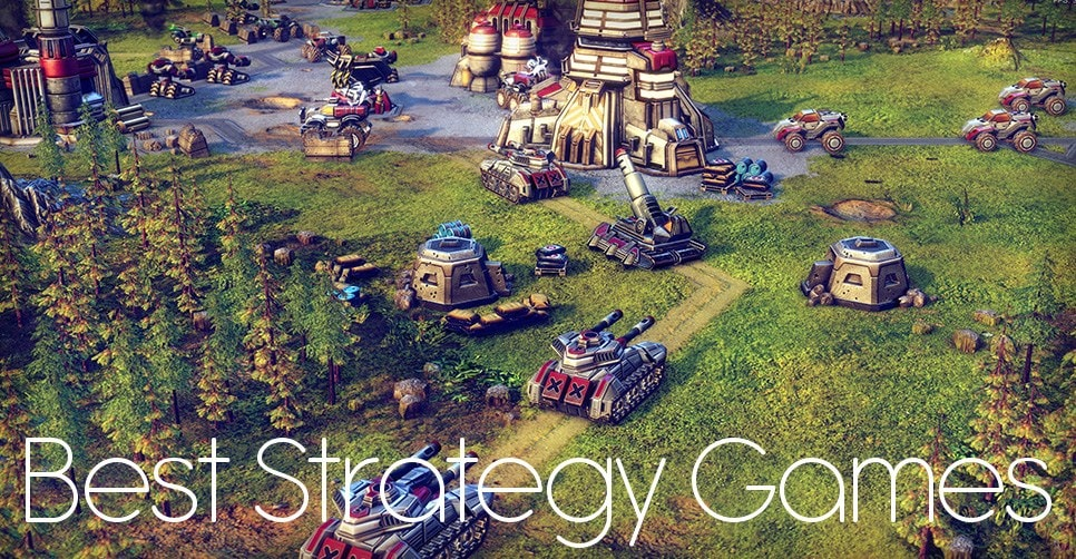best pc games 2017 strategy