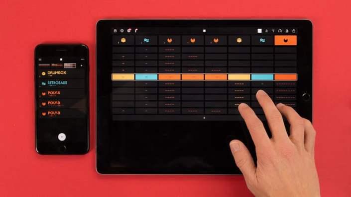 Amplify Groovebox