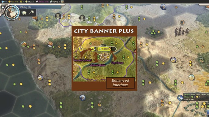 Improved City Banner