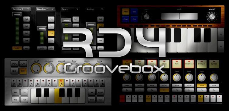 RD4 Groove Box