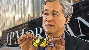 JPMorgan Can't Resist The Temptation Of Bitcoin's Growth