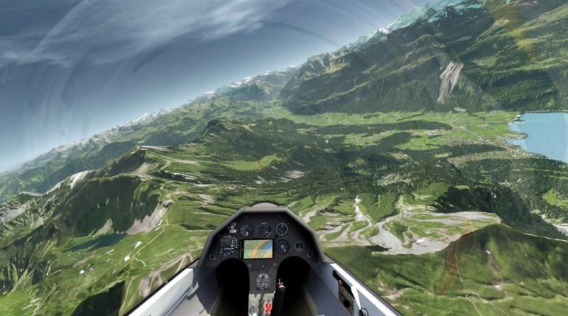 Airplane Simulator 2018