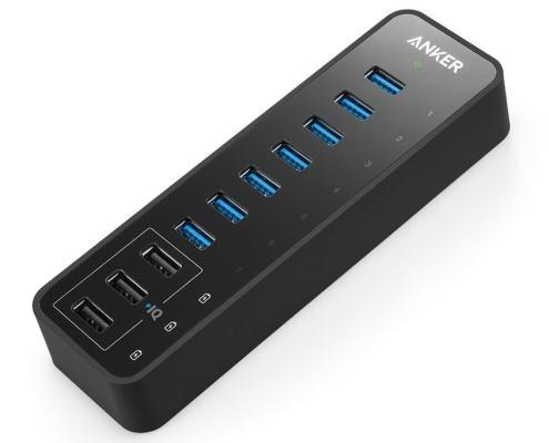 Anker 10-Port USB