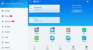 ES File Explorer For PC Windows 10/8/7