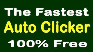 Auto Clicker for Windows