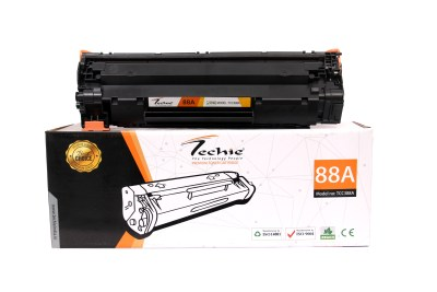 Techie 88A Toner Cartridge Compatible for HP Laserjet P1007 / P1008 / M1130 / M1210 / 1216 Models.