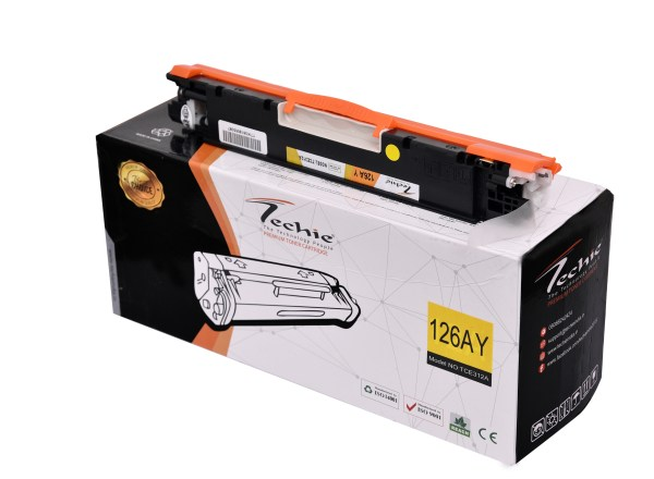 126A Y Toner cartridge printer