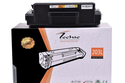 Techie 203L Toner Cartridge Compatible for Samsung ProXpress SL-M3320/3820/4020/M3370/3870/4070 Models.