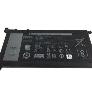 Techie Compatible for Dell T2JX4 WDX0R WDXOR Inspiron 5378 Series Laptop Battery.
