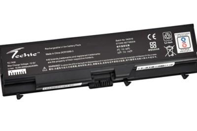 Techie Compatible for Lenovo L430, L530, T430, T430I, T530, T530I,  W530I, W530 Laptop Battery.