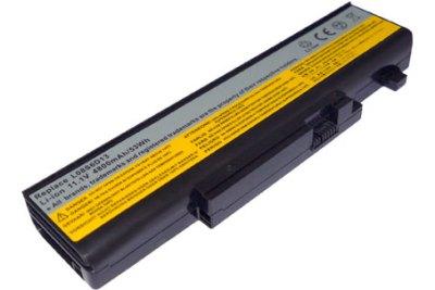 Techie compatible for Lenovo Y450, Y550, Y550 A, Y550 P laptop battery.