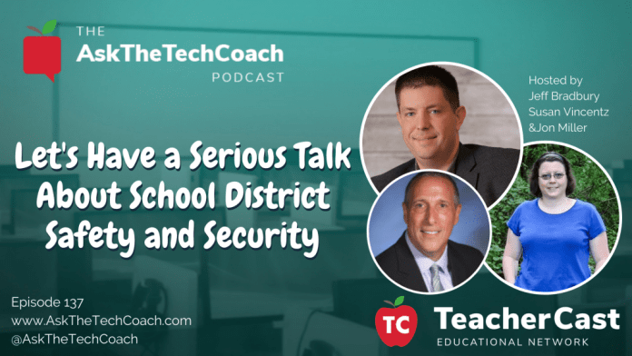 How Can A Tech Coach Keep Their School District Safe From Outside Threats?