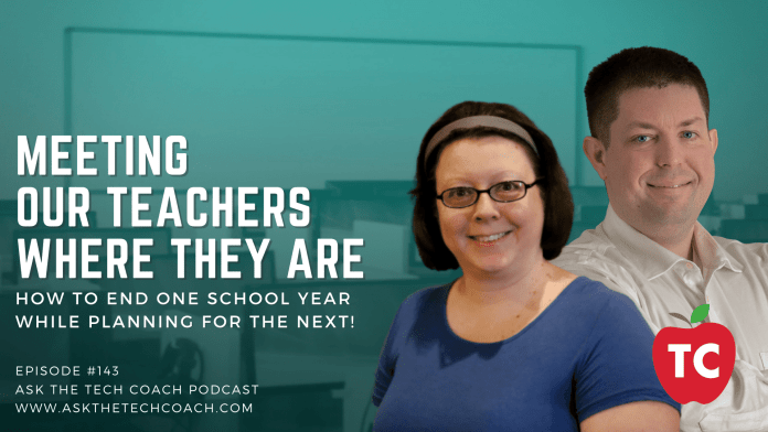 How Do You Determine What Type of Coaching Your Teachers Need?