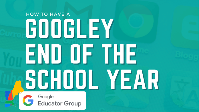 Updates and Googly End of the Year Celebration Ideas!