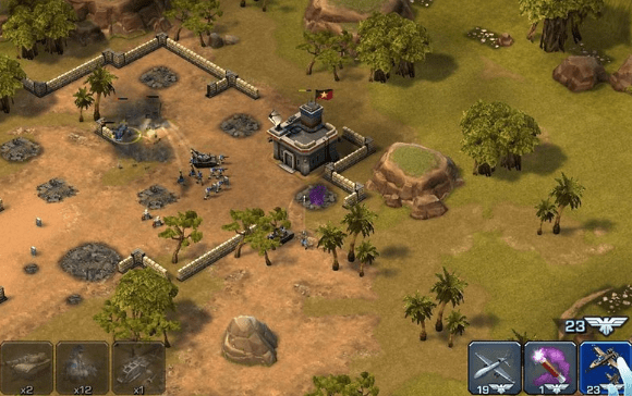 Empires and Allies - The Command & Conquer for Android