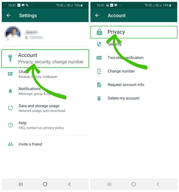 How to Stop People Adding You to WhatsApp groups - Block Whatsapp group