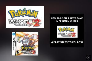 How To Delete A Saved Game On Pokemon White 2? 4 Easy Steps