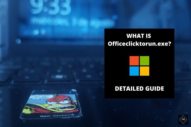 What is Officeclicktorun.exe?