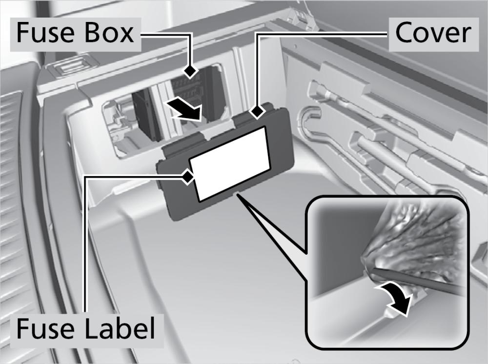 medium resolution of rear side interior fuse box